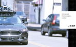 Uber/Ford Prototyp (Bild: TechCrunch)