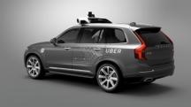Uber/Volvo Prototyp (Bild: TechCrunch)