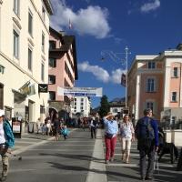 A Stroll along Pontresina's Via Maistra